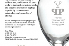 Louisiana Trapshooting Association Advert - January 2018