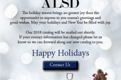 ALSD Holiday Email - December 2017