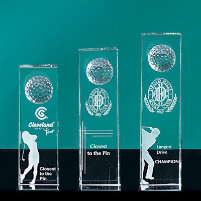 Golf Ball Obelisk