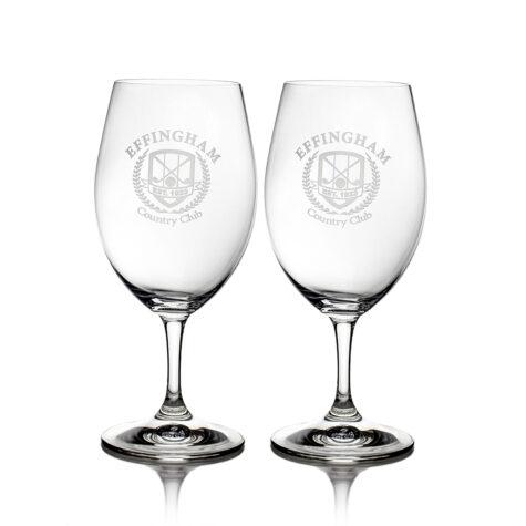 Set of 2 Magnum Wine Glasses