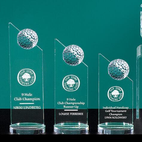 Apex Golf Award