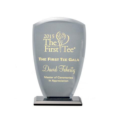 Smoked Shield Award