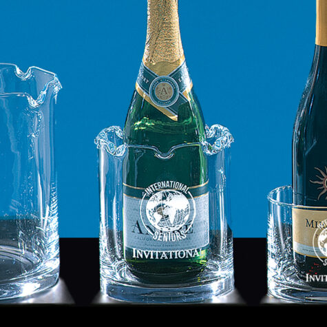 Wine & Champagne Holder