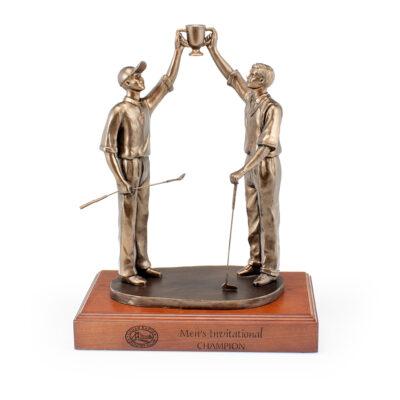 Partners V Statue
