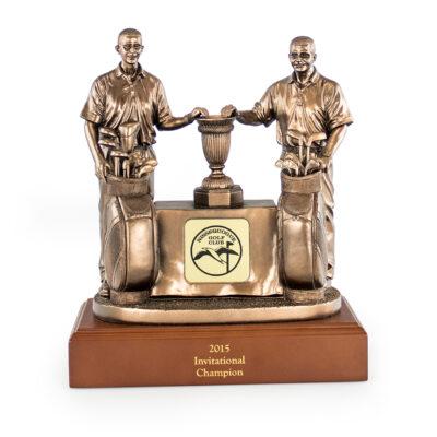 Partners Champion Statue