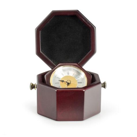 Wood Case Clock