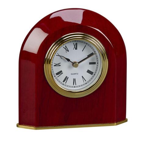 Rosewood Clock