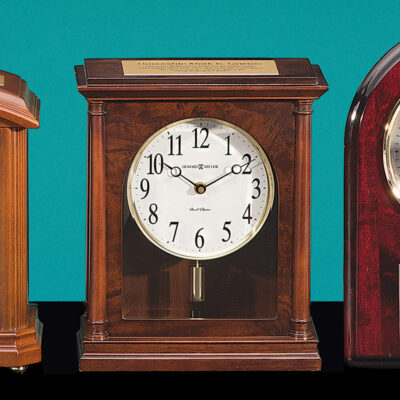 Pendulum Carriage Clock