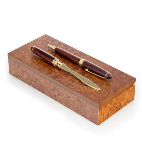 Pen & Letter Opener Set