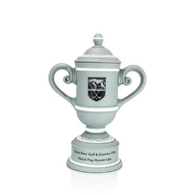 Grey Ceramic Cup