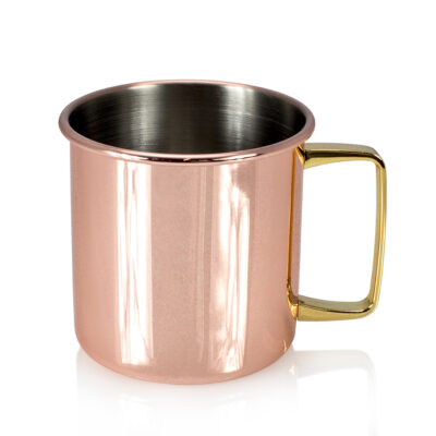 Copper Plated Mug